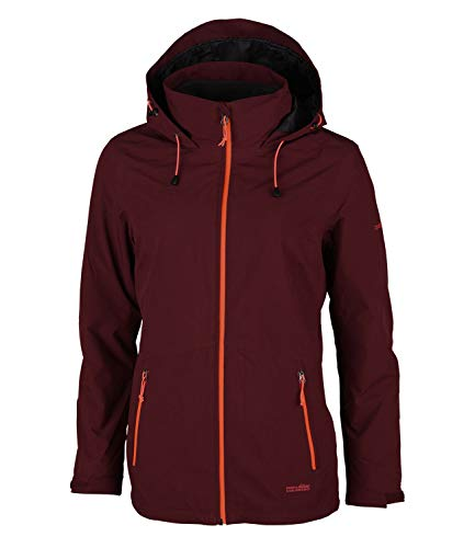 High Colorado Vancouver 2In1 Jacke Damen Persian Plum Größe EU 38 2019 Funktionsjacke