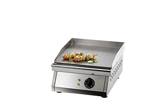Saro 172-3025 Elektro-Griddleplatte Modell Fry Top 400, 3000 W