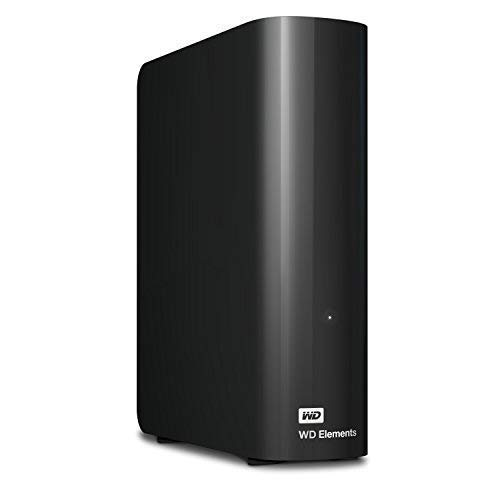 WD 8TB Elements Desktop Hard Drive - USB 3.0 - WDBWLG0080HBK-NESN