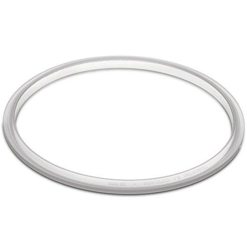 Anel de silicone 20cm - Vancouver - Cor Branco - Tramontina