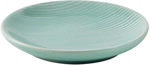 Gedy Sabina Seifenschale, Keramik, aquamarin, 12x12x2