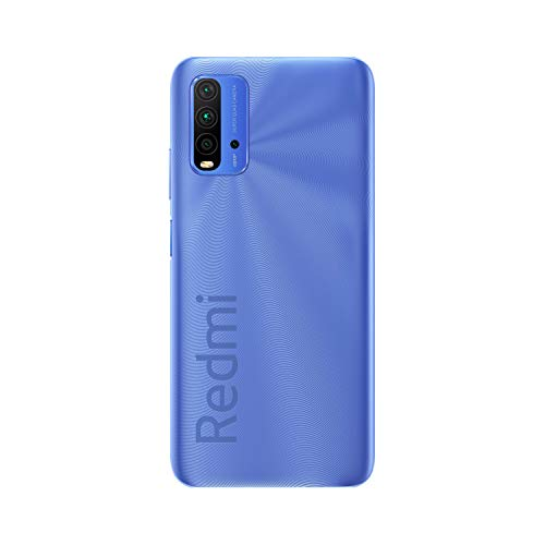 Redmi 9 Power (Blazing Blue, 4GB RAM, 64GB Storage) - 6000mAh Battery |FHD+ Screen| 48MP Quad Camera | Alexa Hands-Free Capable 4