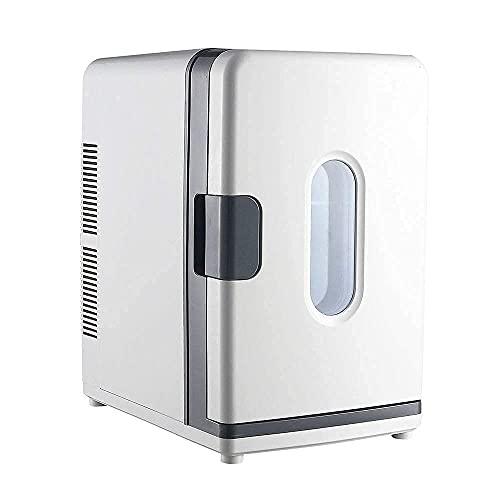 WBJLG Refrigerador Congelador Ice Maker 18L Refrigerador de automóvil/Refrigerador doméstico/Coche/Nevera/Mini refrigerador/Dormitorio de la Escuela Primaria.