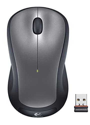 Logitech M310 optische Maus schnurlos Silber (Generalüberholt)