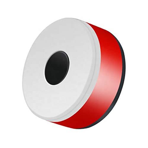Trentacinque Plus LED Fahrrad Rücklicht mit Akku  20 Lumen  USB aufladbare Rückleuchte   IP65 wasserdicht Fahrradbeleuchtung  Fahrradlampe für Radsport   Prolog 35 + Ø 21 g (Rot)