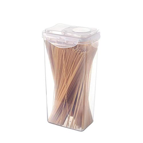 Check Out This Yionloe 1pcs Home Kitchen Transparent Plastic Sealed Food Preservation Box Food Stora...