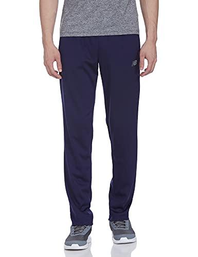 New Balance Herren Core Knit Pant Hose, Pigment, XL