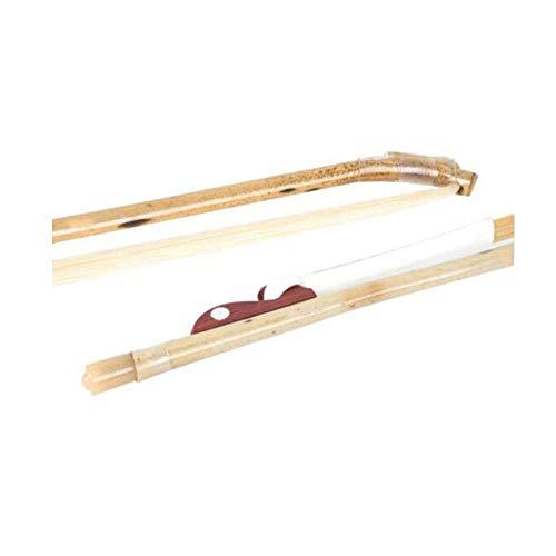 Erhu Bogen, Xiangfei Bambus Erhu Bogen Professionelle Leistung Grad Xiangfei Bambus Erhu Instrument, Erhu Schachtelhalm Bogen (Größe: 84cm) HUERDAIIT (Size : 84cm)