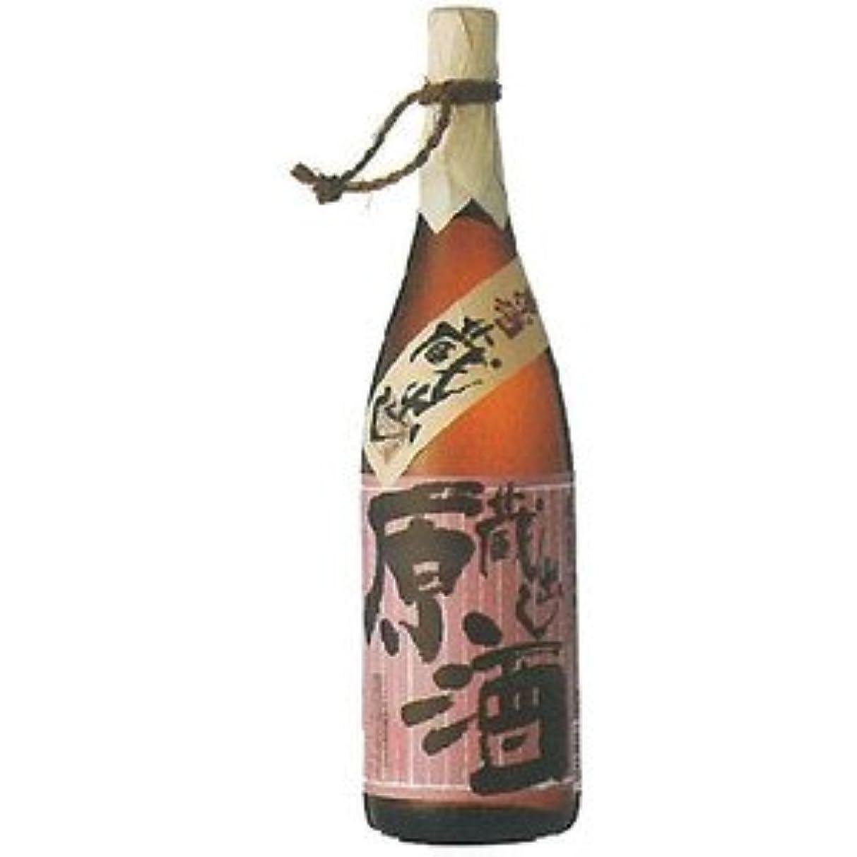 おばあさん飼い慣らす添付香の泉 蔵出し原酒 1800ml 6本 松本酒造株式会社