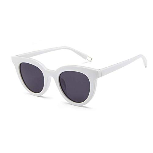 WERERT Gafas de Sol Deportivas,Fashion Cat Eye Sunglasses Women Designer Retro Female Sun Glasses UV400