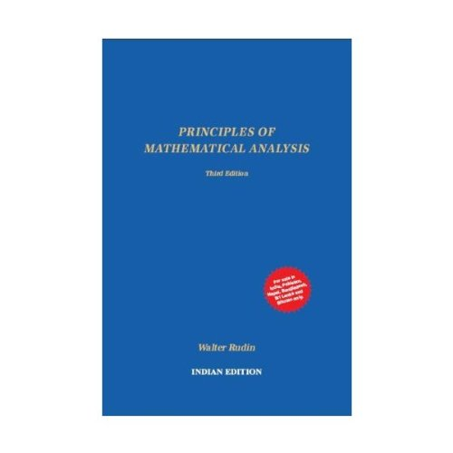 Compare Textbook Prices for Principles of Mathematical Analysis 3 Edition ISBN 9781259064784 by RUDIN
