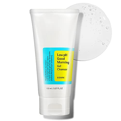 Limpador Facial Low Ph Good Morning Gel Cleanser, Cosrx