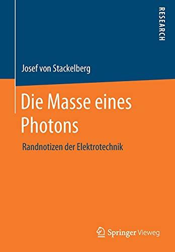 Die Masse eines Photons: Randnotizen der Elektrotechnik