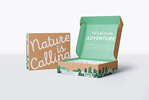 Toddle Adventure Kit – Paquete de cuidado de la piel para niños, natural, vegano, eficaz cuidado de la piel suave para pieles sensibles