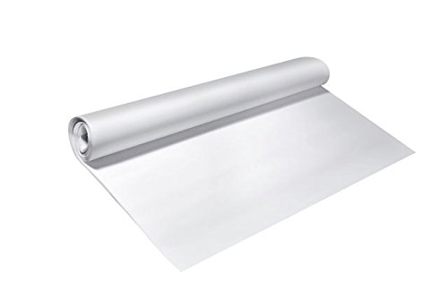 Legamaster 7-240300 Moderationspapier, 80 g/m², 100 Bögen, 116 x 140 cm, weiß