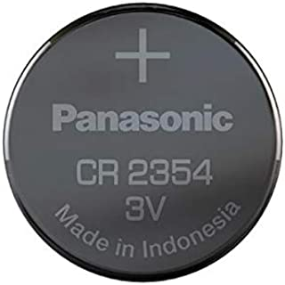 PANASONIC BATTERIES CR2354 LITHIUM BATTERY, 3V, COIN CELL (10 pieces)