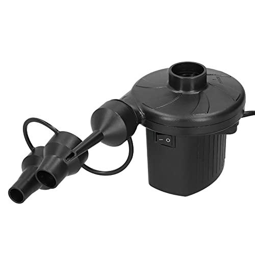 Bomba infladora eléctrica EVTSCAN de 150 W, bomba de aire universal inflada...