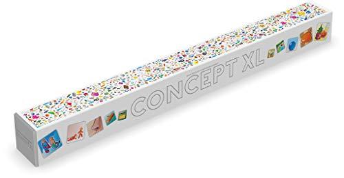 Asmodee- Tapis de Jeu Concept Playmat, Colore, 8641