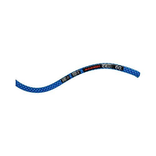 Mammut 9.5 Infinity Cuerda Simple, Unisex Adulto, Multicolor (Dry DUODESS, Blue/Ocean), 50...