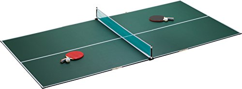 Viper 3-in-1 Portable Table Tennis Top, Turn Any Surface into a Game Table for Quick Paced Fun in Any Location