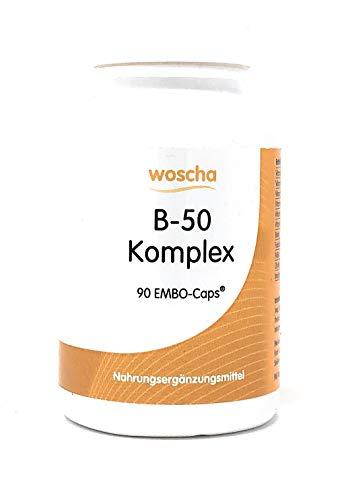 Woscha B-50 Komplex, 90 K-Caps (vegan)