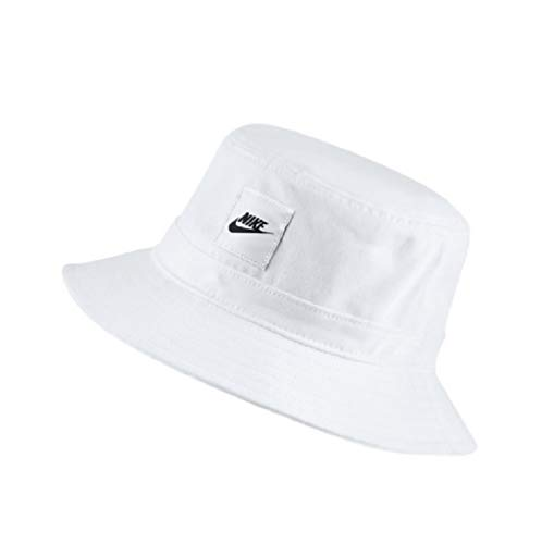 Nike Core Bucket Hat Fischerhut (S/M, White)