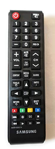 worldz samsung Universal Remote Control for LED/LCD/Plasma TV (Black)