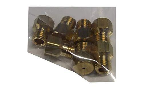 SACHET INJECTEURS GAZ BUTANE POUR CUISINIERE ARTHUR MARTIN ELECTROLUX - 5025310700