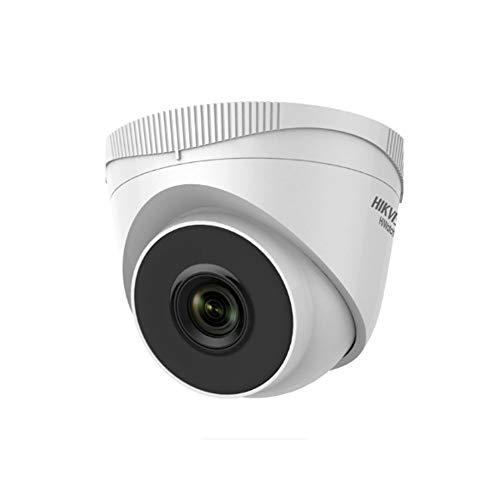 Hikvision HWI-T220H Hiwatch series cámara dome IP HD 1080P 2 Mpx 2,8 mm h 265 + Poe OSD IP67