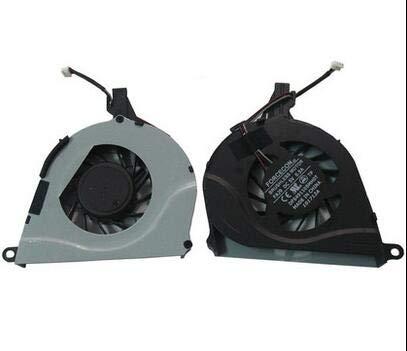 Ventilador de CPU para Toshiba Satellite L650 L650D L655 L655D L750 L750D