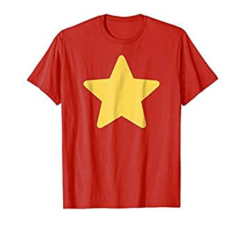 CN Steven Universe Star Tee Costume Graphic T-Shirt