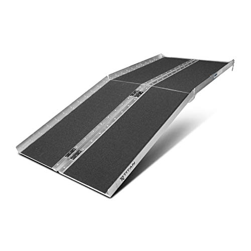 Titan Ramps 8' ft portable wheelchair ramp