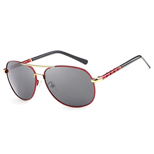 Tanxinxing HDCRAFTER E002 Fashion ultraviolettfester Farbfilm Mode Design polarisierte Sonnenbrille für Männer (Artikelnummer : Hc0613g)