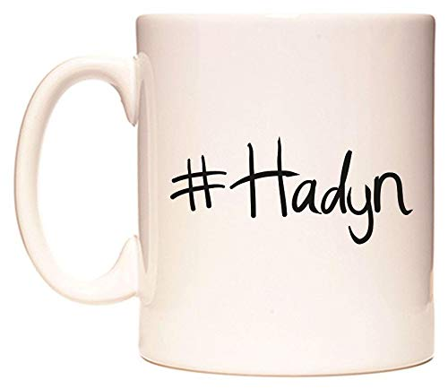 #Hadyn Taza por WeDoMugs®