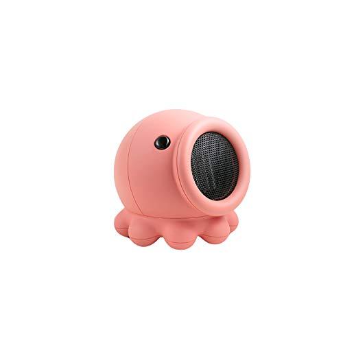 AUED Mini Calentador, Pulpo Calentador portátil de sobremesa Tranquila Espacio Calentador eléctrico...