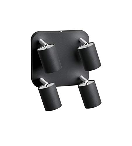 EYE SPOT GRAPHITE IV plafondlamp plafondlamp