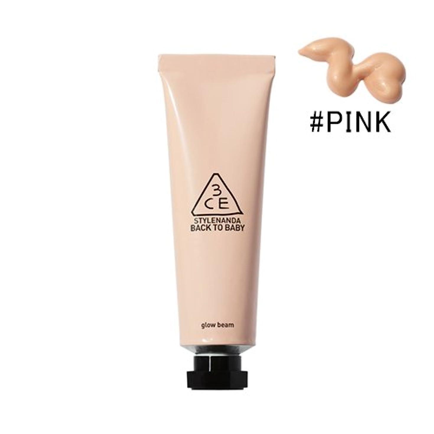 ごちそう下線社会主義[3CE] バックトゥベビー グロービーム 3CE Glow Beam Cream Pink