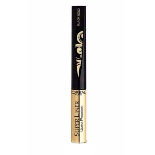 2 x L'Oreal Paris Super Liner Ultra Lasting Precision Tip Eyeliner - Black Gold
