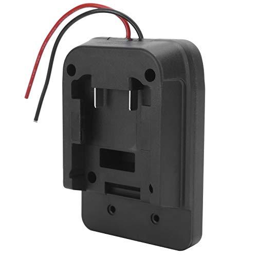 Pwshymi Adaptador de Cargador de batería Base de conversión de batería Compatible con batería M18