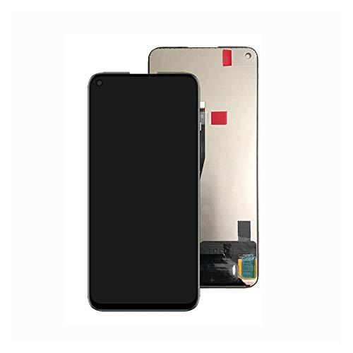 Retina LCD Digitalizador Pantalla De Teléfono Fit For Huawei Nova 5i Pro/para Huawei Mate 30 Lite Pantalla De Lite Pantalla Táctil Digitalizador Reparación (Color : Black No Frame)