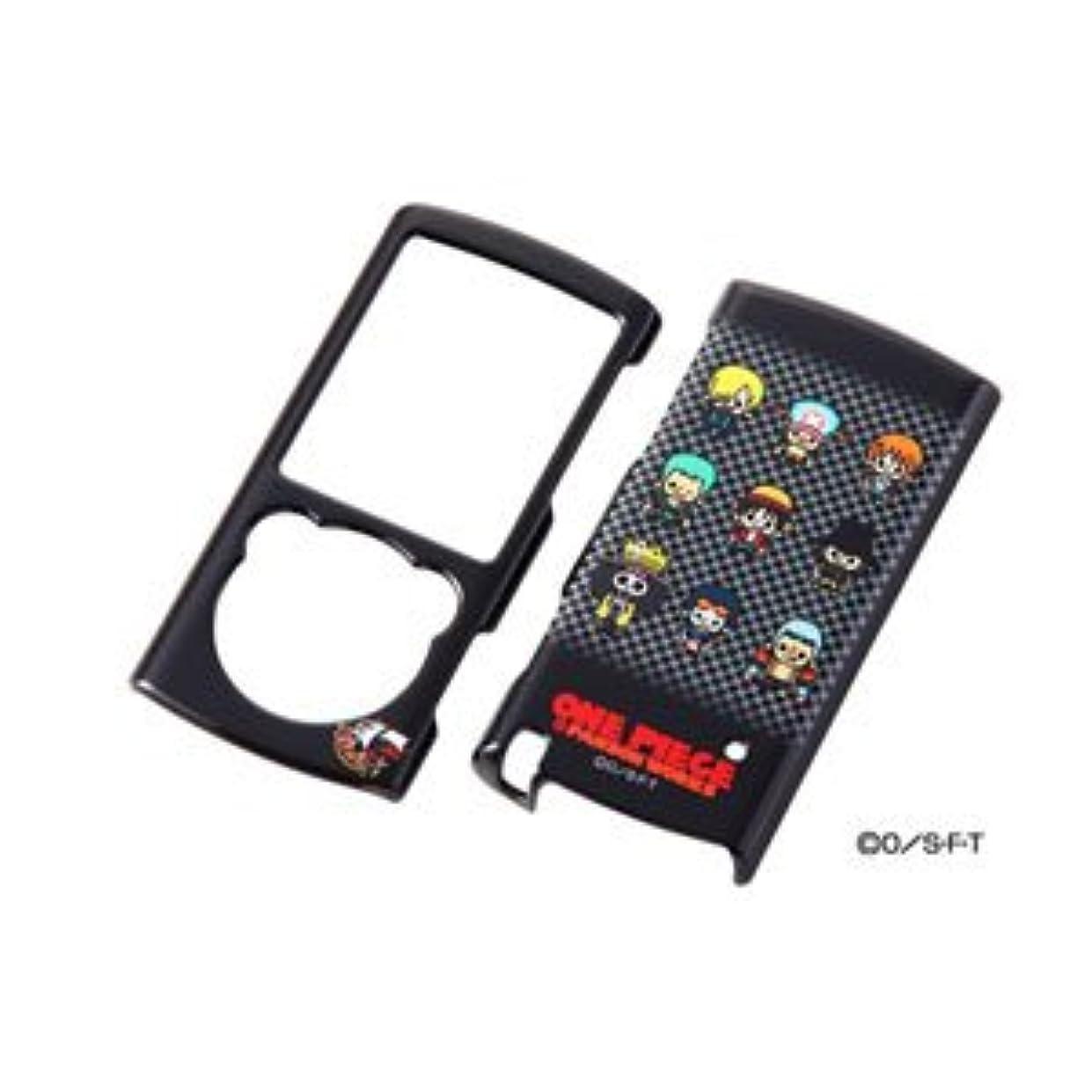 魅力ミシン目比率ray-out ウォークマン Sシリーズ(NW-S760/S760K/S760BT)用ハードジャケットワンピース 麦わらの一味パンソンワークス(新世界編) RT-OSS76C/PL
