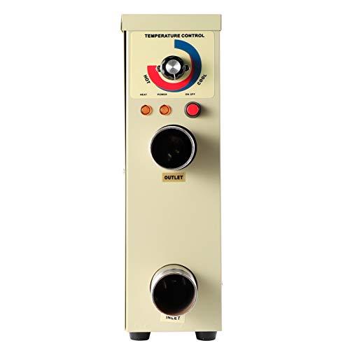 Heizungspumpe Elektrischer Schwimmbad-Thermostat Thermostat, Zubehör Heizungs-Thermostat, für SPA-Bad Schwimmbad-Whirlpool