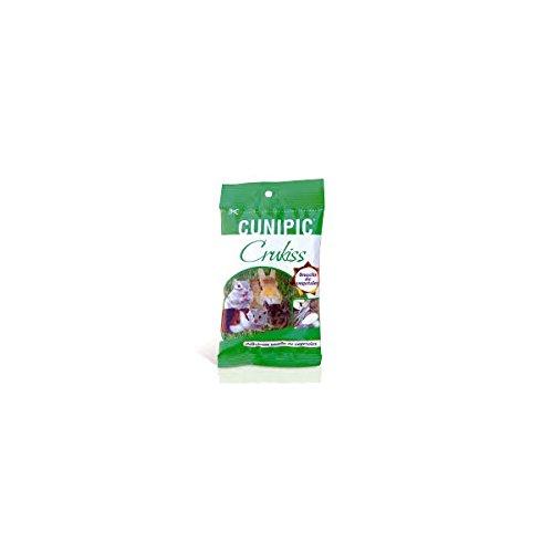 2x1 Cunipic crukiss vegetales. Snacks para roedores