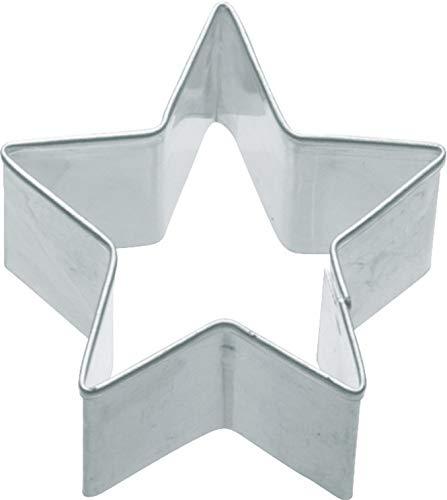 Kitchen Craft Metal Cookie Cutter - Small Star, 4cm (1.5\