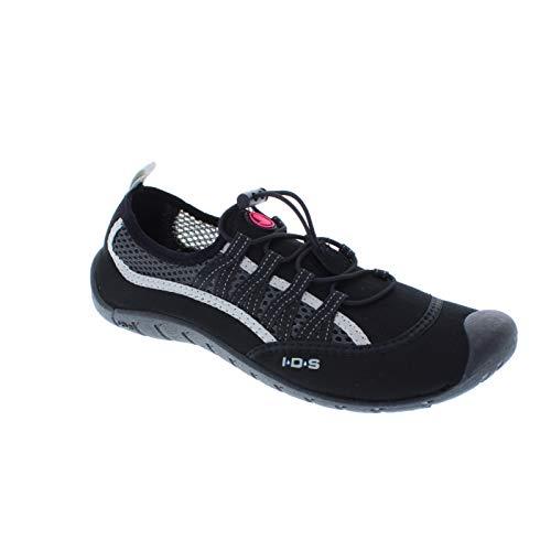 Body Glove Women's Sidewinder Water Shoe, Black/Black, 8