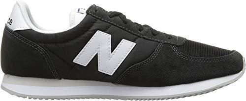 New Balance 220, Zapatillas para Hombre, Negro (Black/White BK), 42 EU