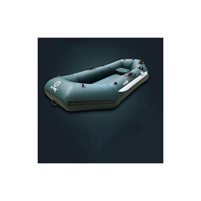 FACAI Inflatable Kayak 1 Person Blow Up K1 Kayak Sit On Top Kayak Fishing Kayak Challenger K1 Kayak