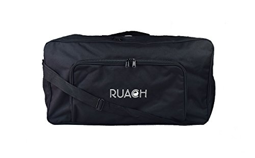 Ruach Pedalboard Heavy Duty Gig Bag for Ruach Size 3 and Pedaltrain Classic 2 Pedalboard (610x320x130mm)