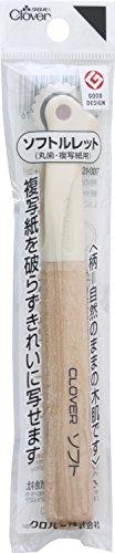 CloverS-ソフトルレット&NEWチャコピー片面5色セット24-145【セット買い】