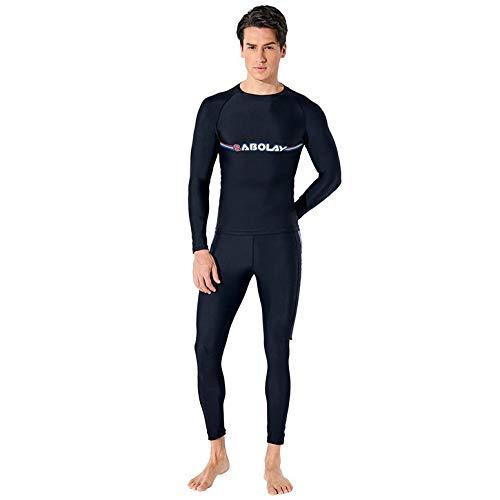 NY904 Mute da Sub per Uomo Adulto Costumi da Bagno Surf Scuba Diving Muta da Nuoto Pantaloni Sportivi per Esterno in Poliestere